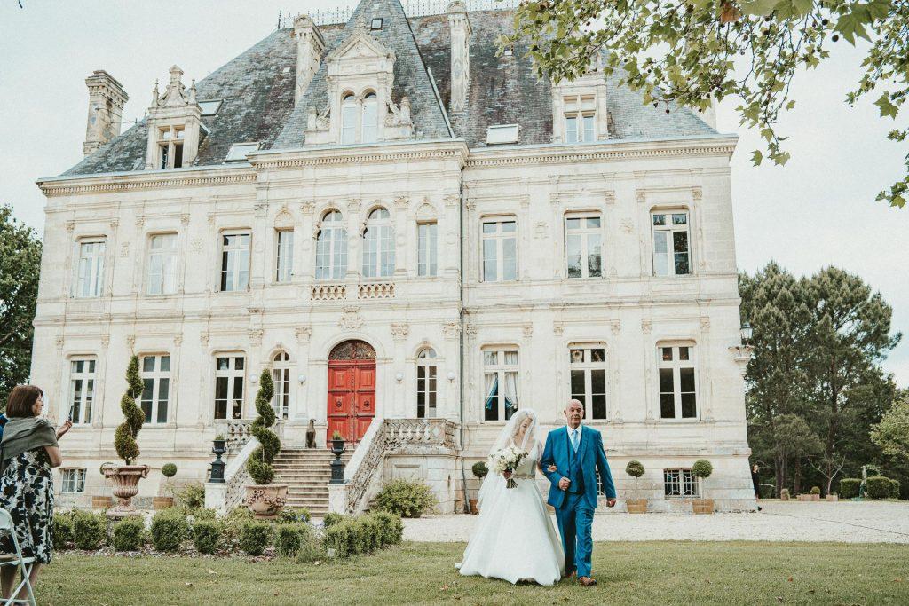 Wedding Château de la Valouze